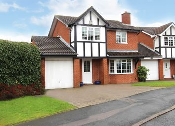 Thumbnail 3 bed detached house for sale in Dickinson Drive, Sutton Coldfield