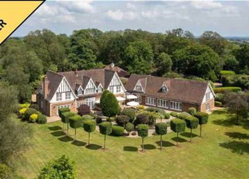 Thumbnail 7 bed property for sale in The Ridgeway, Northaw, Herts
