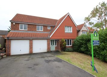 Thumbnail 4 bed detached house for sale in Lothian Close, Broadway Estate, Sunderland