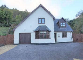 Thumbnail 4 bed detached house for sale in Caerphilly Road, Caerphilly