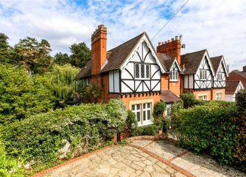 Thumbnail 4 bed semi-detached house for sale in Silwood Road, Sunningdale, Ascot, Berkshire
