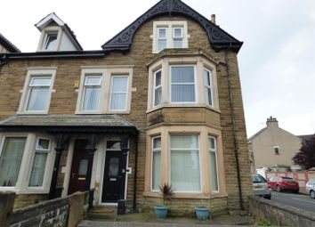 Thumbnail 1 bed flat for sale in Fairfield Road, Heysham, Morecambe