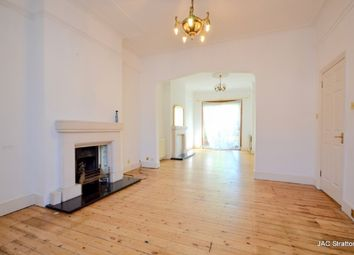 Thumbnail 4 bed end terrace house to rent in Rosemary Avenue, Finchley Central, London