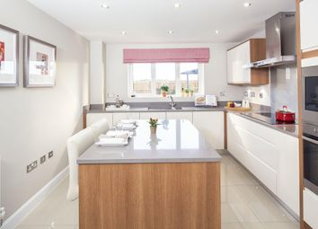 "Thumbnail 4 bed detached house for sale in ""Oakhampton 2"" at The Green, Chilpark, Fremington, Barnstaple"