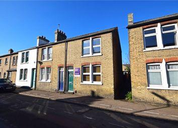 Thumbnail 3 bedroom terraced house to rent in Ross Street, Cambridge, Cambridgeshire