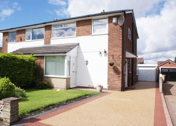 Thumbnail 3 bed semi-detached house for sale in South Drive, Harwood, Bolton