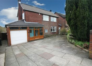 Thumbnail 3 bedroom detached house for sale in Oakwood Drive, Heaton, Bolton, Lancashire