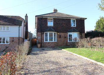 Grange Road, St. Michaels, Tenterden TN30. 3 bed semi-detached house for sale