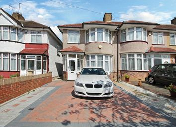 Thumbnail 3 bed end terrace house to rent in Eton Grove, London