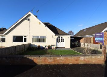 Thumbnail 3 bed semi-detached bungalow for sale in Roe Parc, St. Asaph