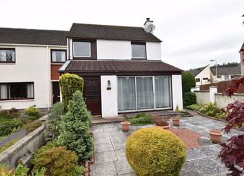 Thumbnail 3 bed end terrace house for sale in Fraser Road, Dingwall, Ross-Shire