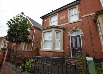 Thumbnail 3 bed semi-detached house to rent in Overdale Road, New Normanton, Derby