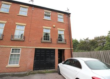 Thumbnail 4 bed end terrace house for sale in Bridgeside Way, Spondon, Derby