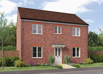 "Thumbnail 3 bed detached house for sale in ""Blyton"" at Tadmarton Road, Bloxham, Banbury"
