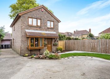Thumbnail 4 bed detached house for sale in Woodward Close, Gosport