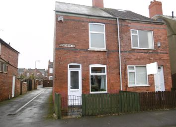 Thumbnail 2 bedroom terraced house for sale in Tennyson Street, Gainsborough