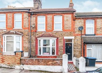 Thumbnail 2 bed terraced house for sale in Percy Road, Ramsgate