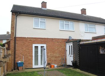 Thumbnail 2 bedroom semi-detached house for sale in Kimberley, Letchworth Garden City