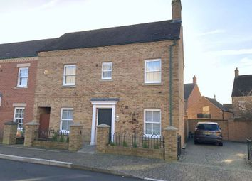 Thumbnail 3 bedroom semi-detached house for sale in Fernacre Road, East Wichel, Swindon