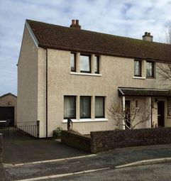 Thumbnail 3 bed semi-detached house for sale in Whitehill Road, Carrutherstown, Dumfries