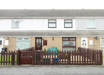 Thumbnail 3 bedroom terraced house for sale in Maesglas Avenue, Newport