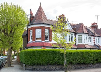 Thumbnail 4 bedroom end terrace house for sale in Park Road, Crouch End, London