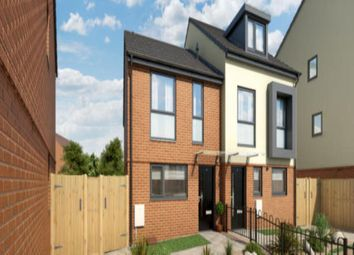 Thumbnail 2 bed semi-detached house for sale in The Elm Frome Way, Donnington, Telford