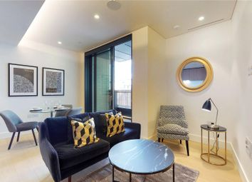 Thumbnail 1 bed flat to rent in Rathbone Square, Fitzrovia