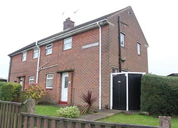 Thumbnail 2 bed semi-detached house for sale in Stamper Crescent, Skegby, Sutton-In-Ashfield