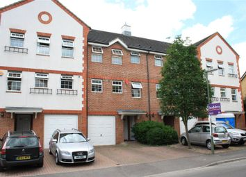 Thumbnail 4 bed terraced house to rent in Meadow View, Chertsey, Surrey