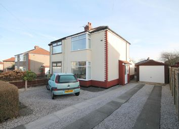 Thumbnail 2 bed semi-detached house for sale in Briarfield Road, Farnworth, Bolton