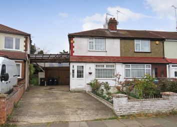 Thumbnail 4 bed end terrace house for sale in Empire Road, Perivale, Middlesex
