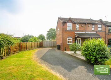 Thumbnail 2 bed semi-detached house for sale in Rushbrook Close, Clayhanger