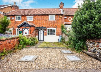 Thumbnail 2 bed terraced house for sale in Yarmouth Road, Broome, Bungay