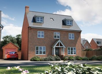Thumbnail 4 bed detached house for sale in Tanton Road, Flitch Green, Dunmow