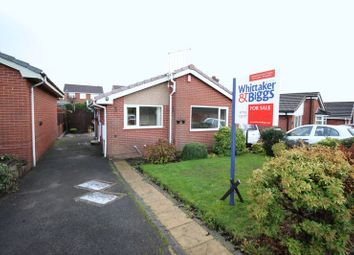 Thumbnail 1 bed detached bungalow for sale in Humber Drive, Biddulph, Staffordshire