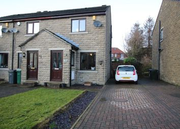 Thumbnail 2 bed terraced house for sale in Millfields, Silsden, Keighley