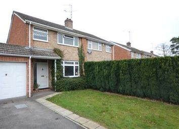 Thumbnail 3 bedroom semi-detached house for sale in Mansfield Place, Ascot, Berkshire