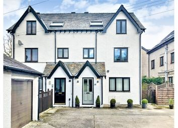 Thumbnail 4 bed semi-detached house for sale in Alexandra Road, Windermere