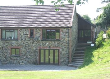 Thumbnail 3 bed barn conversion to rent in Horswell, Bishops Tawton, Barnstaple