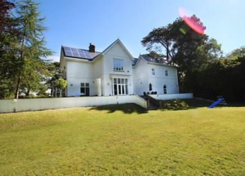 Thumbnail 5 bedroom detached house for sale in The Pines, Uplands, Gowerton, Swansea