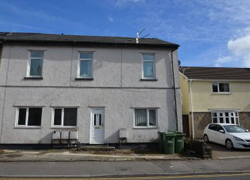 Thumbnail 1 bed flat for sale in St Mary Street, Risca