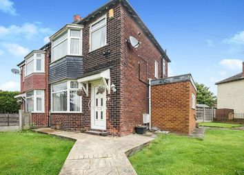 Thumbnail 3 bed semi-detached house for sale in Gore Avenue, Salford