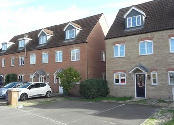 Thumbnail 3 bed end terrace house for sale in Copperfields, Wisbech, Cambridgeshire