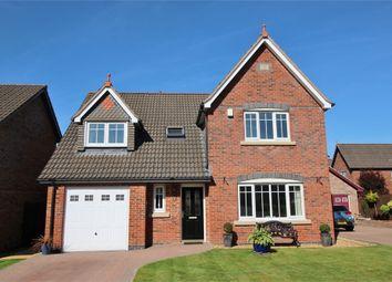 Thumbnail 4 bed detached house for sale in Parkland Avenue, Parkland Village, Carlisle, Cumbria