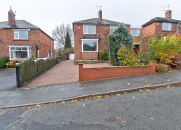 Thumbnail 2 bed semi-detached house for sale in Saville Road, Whiston, Rotherham