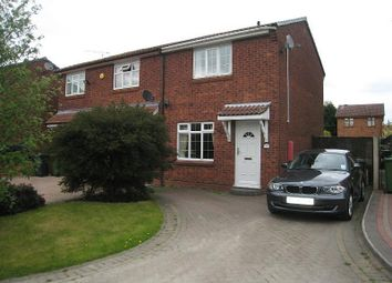 Thumbnail 2 bedroom property to rent in Sanderling Close, Featherstone, Wolverhampton