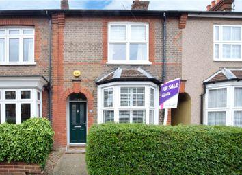 Thumbnail 4 bedroom terraced house for sale in Glencoe Road, Bushey, Hertfordshire