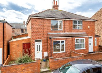 Thumbnail 2 bed semi-detached house for sale in Westwood Terrace, York, North Yorkshire