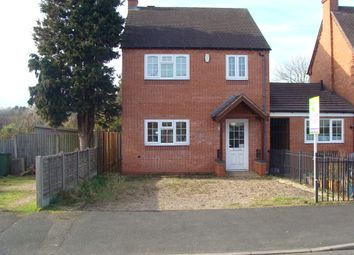 Thumbnail 3 bed detached house for sale in Sculthorpe Road, Blakedown
